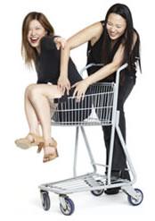 Crazy Korean Shopping