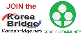 Koreabridge Google+ Community