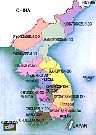 Korean Provinces
