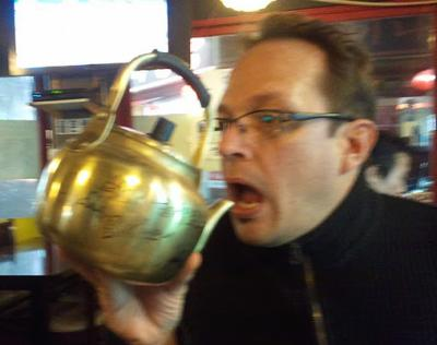 Bobby meets the Makoli Pot