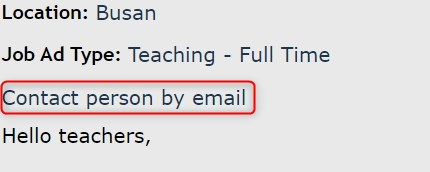 Email Contact Form
