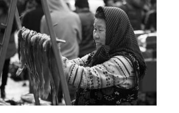 Vendors of Jangsangpo