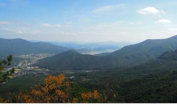 Autumn Hiking in South Korea: Part 5 가지산 (Gajisan)