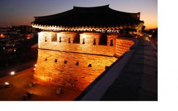 From Day to Night at Korea's Historic Hwaseong Fortress in Suwon (PHOTOS)