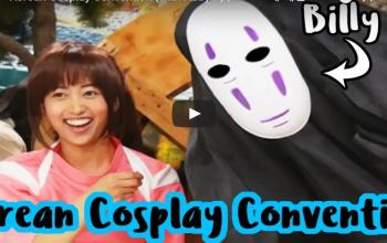 Korean Cosplay Convention (with Abby P) | 코스프레 체험