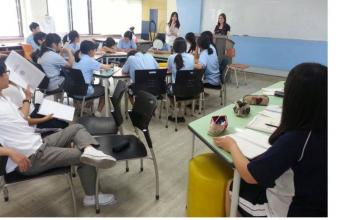 Lessons For The Teacher- What We Learnt To Expect When Teaching In Korea