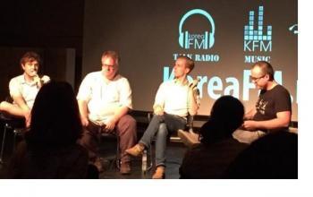 Live Podcast Recording At Seoul Book & Culture Club