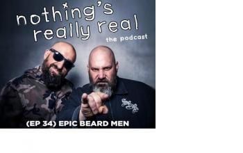 Nothing's Really Real Podcast: (Ep 34) Sage Francis and B. Dolan
