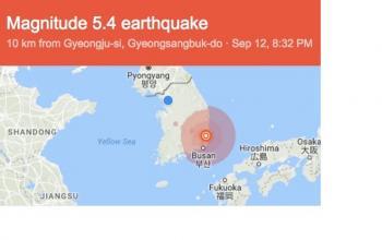 South Korea's Earthquake Risk & Possible Damage Scenarios