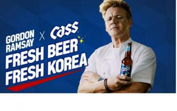 Korea This Week:  Gordon Ramsay Shills for Cass, Zainichi Woes, Sino-Korean Ties Thaw