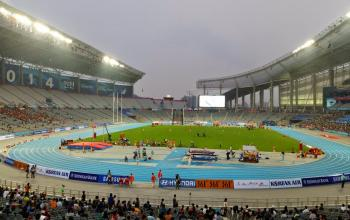 The Asian Games experience