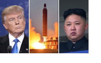 Is Trump Baiting Kim Jong Un?