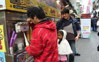 Best Korean Ice Cream Places in Korea