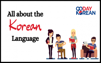 Korean – Overview and History of the Language