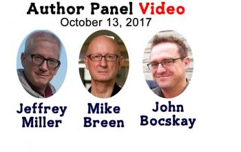 Video of Author Panel w/ Michael Breen, Jeffrey Miller, &  John Bocskay