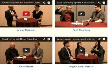 Conference Conversations and Photos from  #kotesol2014