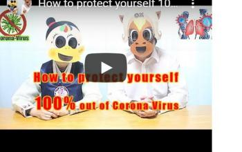 How to protect yourself 100 % out of Corona Virus