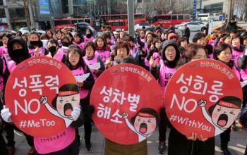 LTW: #MeToo all Over Korea