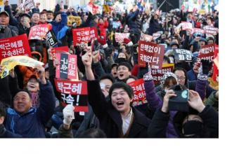 The Korean Public Saved Korean Democracy from their own Corrupt Political Class