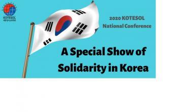 2020 KOTESOL National Conference (Free & Online)