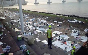 Viral Busan Trash Photo Sign Of South Korea's Trash Disposal Problems