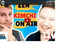 A talk with creator of Zen Kimchi, Joe McPherson - The Korea Podcast #62