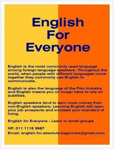 English for Everyone | Koreabridge