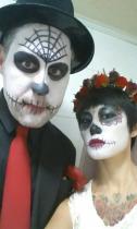 Kyungsung Halloween Contest 2013 Entrant#75