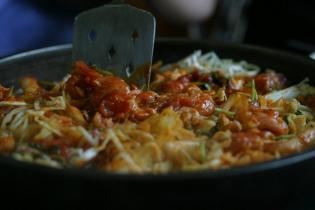Spicy Chicken (Dalkgalbi)