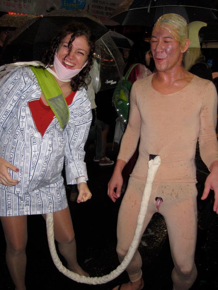 Halloween 2011 (Kyungsungdae)