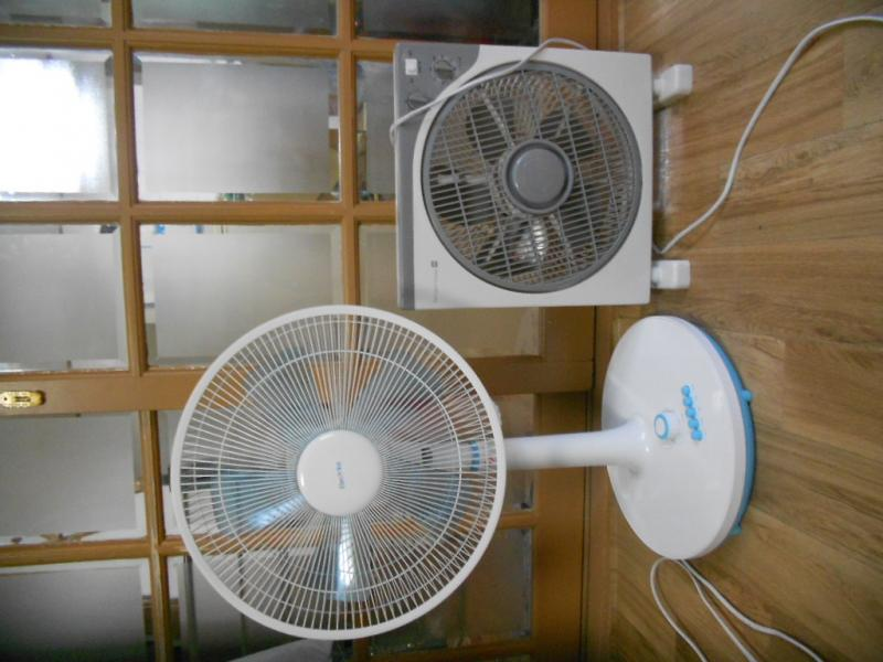 Fans - KRW 45 000 (for both)