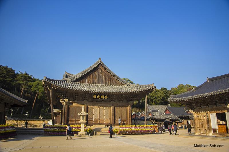 tongdosa temple