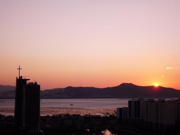 Busan Sunrise