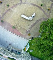 Passed out - Ulsan Grand Park - From a kite