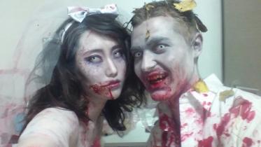 Zombies - Halloween 2015