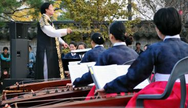 Traditional Korean Concert in Jeonju