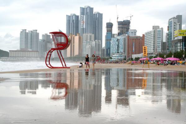 1st Prize - Haeundae Beach 11