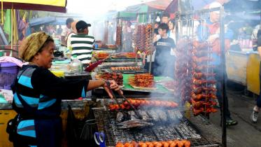Market, Kota Kinabalu, Malaysia