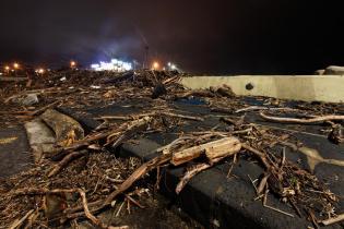 Typhoon Sanba Aftermath #1