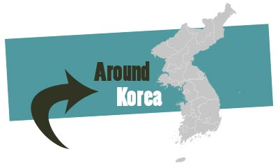 around_Korea